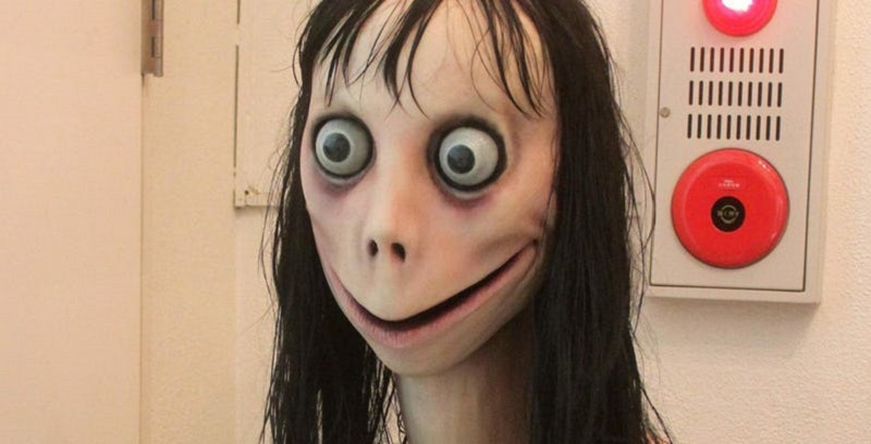 Internet hoax the Momo challenge to become a horror movie 3