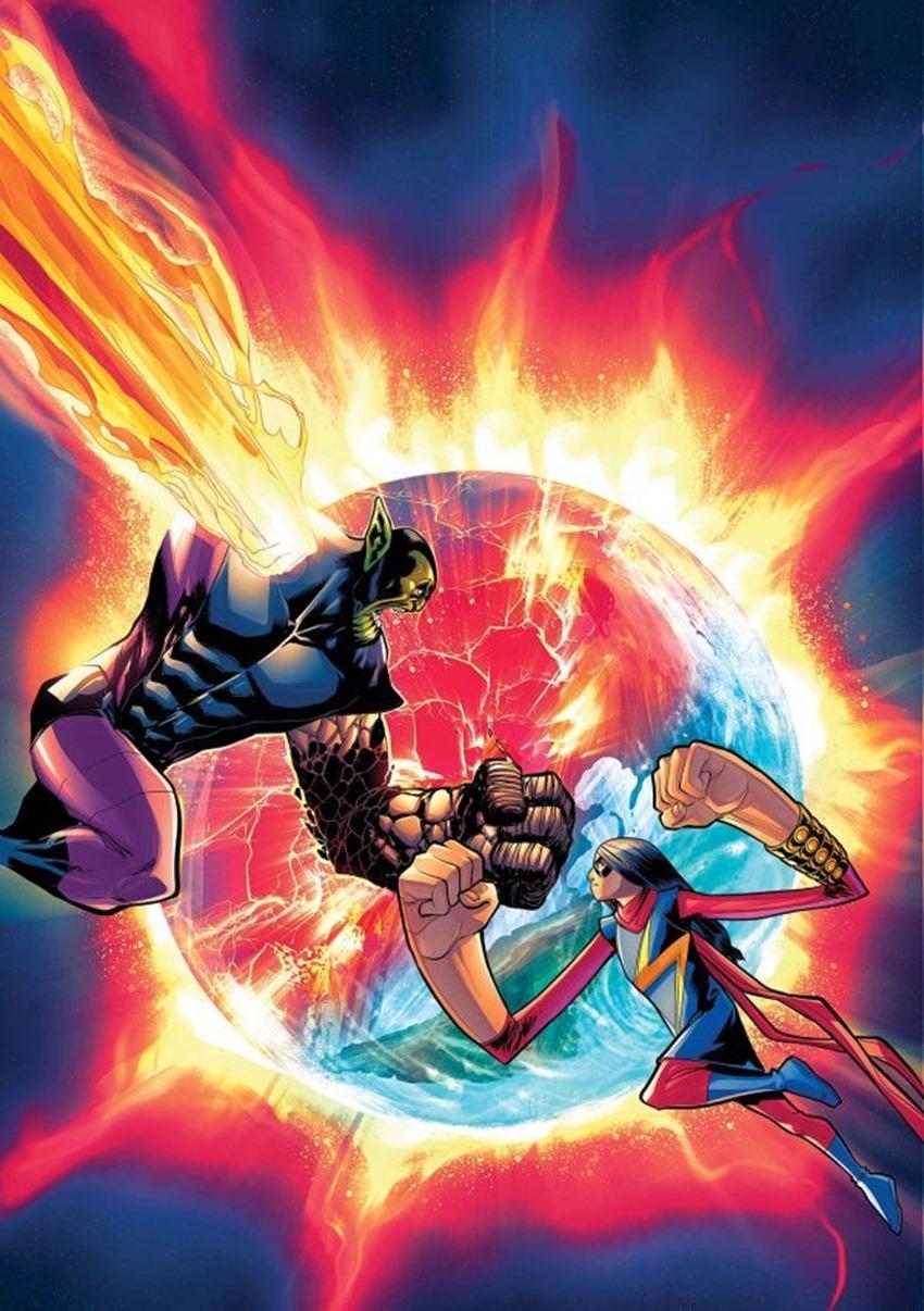 Ms. Marvel Annual #1