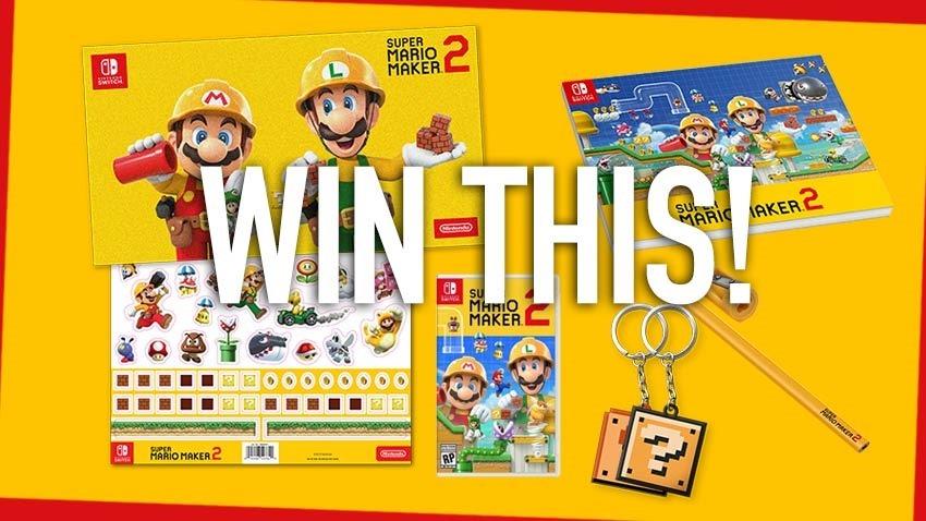 Super Mario Maker 2's ON/OFF Switch is peak Nintendo Dad Joke
