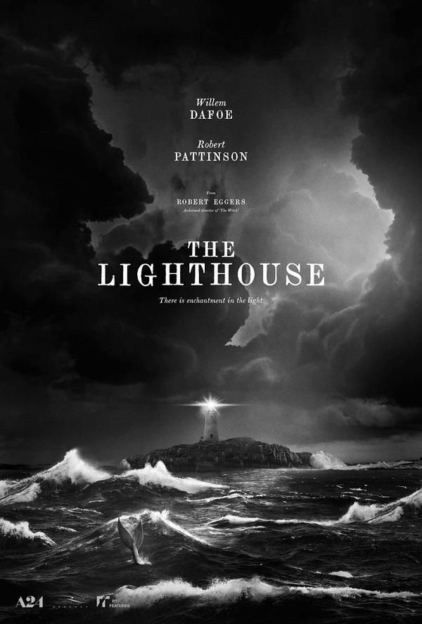 Robert Pattinson and Willem Dafoe are going mad in this trailer for The Lighthouse 4