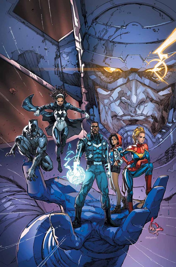 The Ultimates could be the Marvel Cinematic Universe's next big crossover team 12