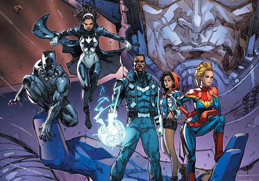 The Ultimates could be the Marvel Cinematic Universe's next big crossover team 9