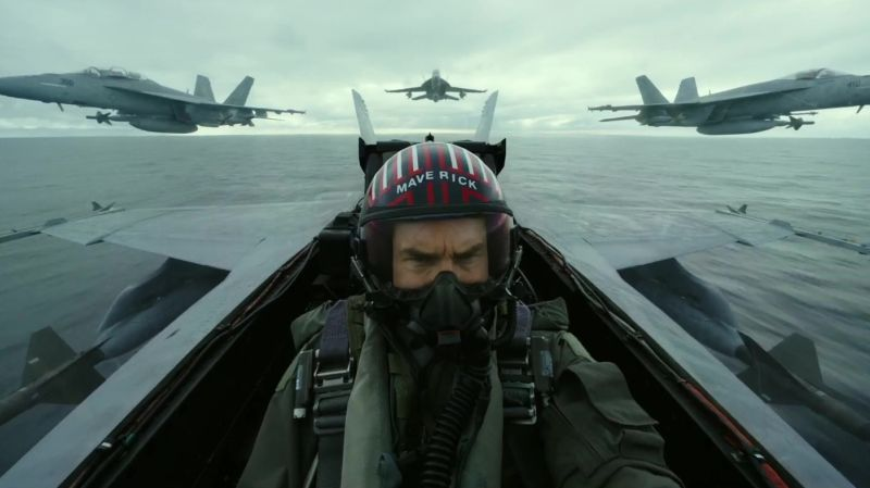SDCC 2019: Tom Cruise surprises Comic-Con with Top Gun: Maverick trailer 3