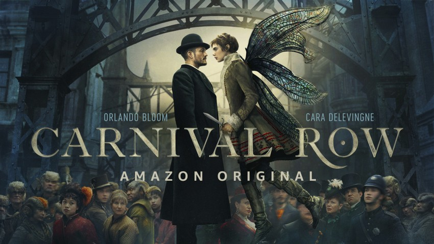 SDCC 2019: The war between humans and fae begin with new trailers for Carnival Row 2