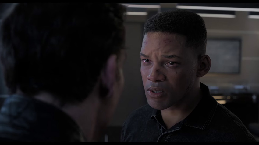 Will Smith's Gemini Man was shot in 4K 3D at 120fps! Watch the new trailer 4