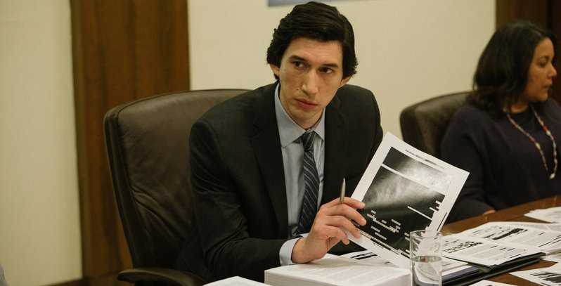 Adam Driver is looking for the truth in this trailer for The Report 3