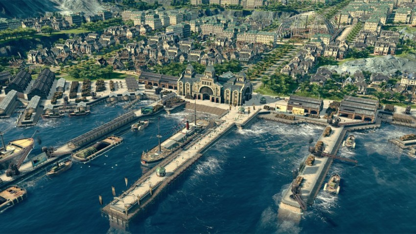 Anno 1800 Sunken Treasures review - Don't hold your breath 6