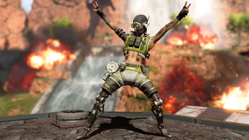 Apex Legends getting a time-limited solo mode 2