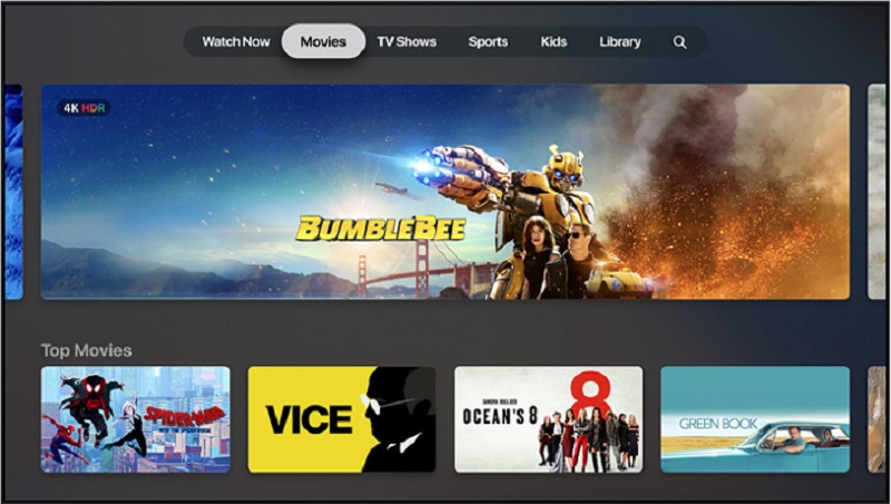 Apple ups its spending on new content to compete with other streaming services 4