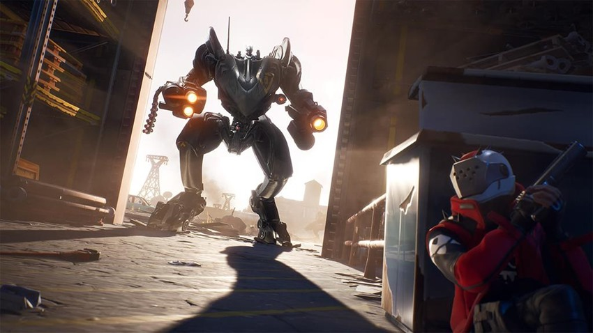 Fortnite's controversial mech has been nerfed 2