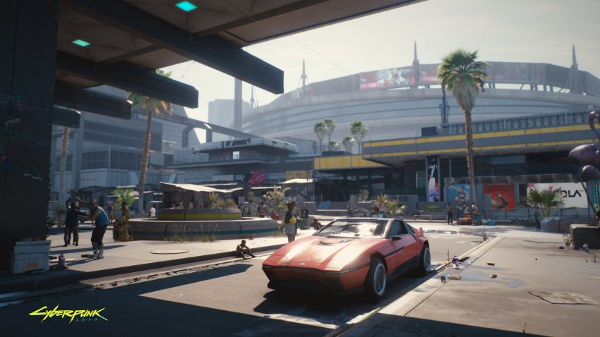 BEHOLD! Six entirely new screenshots for Cyberpunk 2077! 9