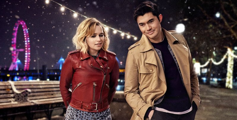 Emilia Clarke is looking for some yuletide joy in this trailer for Last Christmas 2