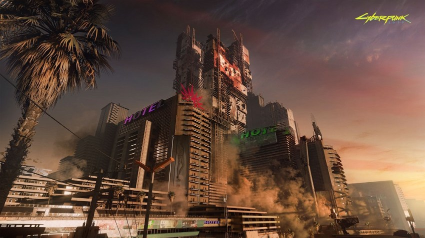 Cyberpunk 2077 at Gamescom 2019 - Wired Choices 12