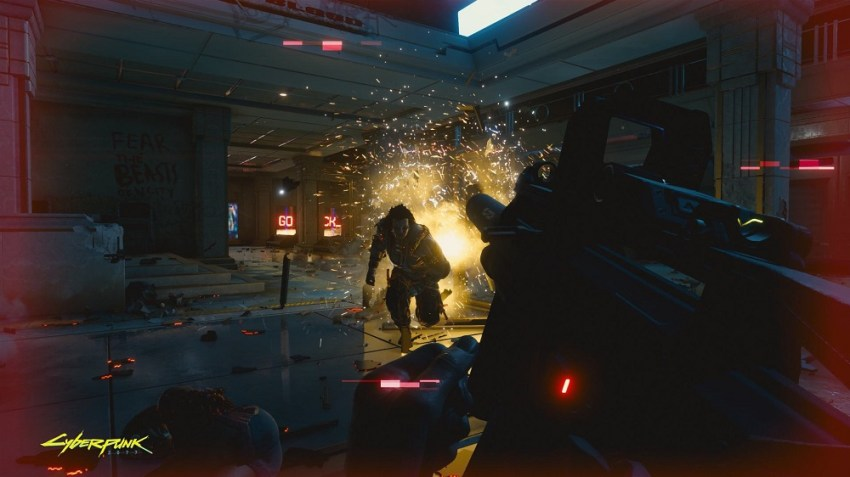 Cyberpunk 2077 at Gamescom 2019 - Wired Choices 9