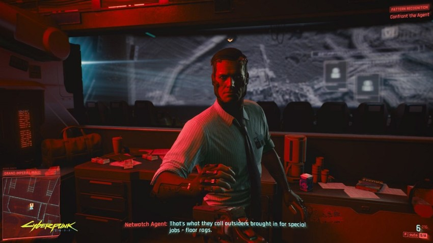 Cyberpunk 2077 at Gamescom 2019 - Wired Choices 13