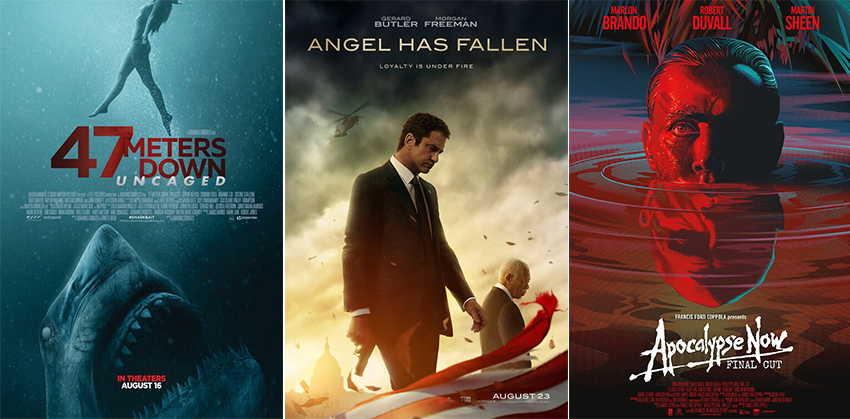 Movies out Today: 23 August 2019 2