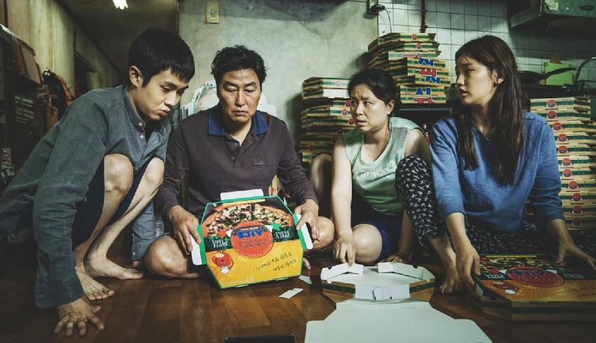 Symbiosis takes a dark turn in Bong Joon-ho's dark comedy drama Parasite 3