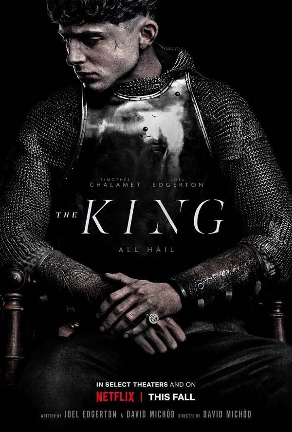 All Hail Timothée Chalamet as King Henry V in this new trailer for Netflix's The King 4