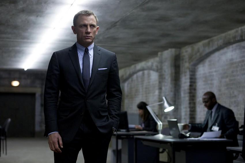 Bond 25 finally has an official title! 4