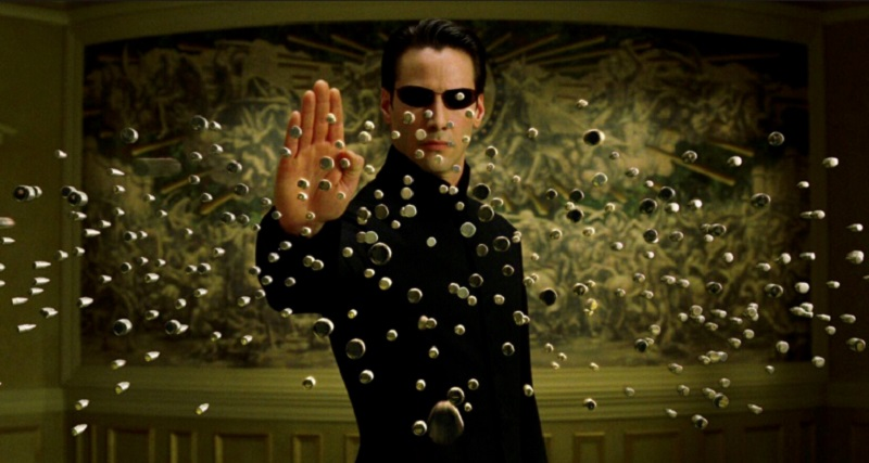 Matrix 4 officially happening; Keanu Reeves and Carrie-Anne Moss returning! 4