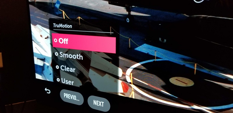 TV manufacturers unite to tackle the scourge that is motion smoothing through Filmmaker Mode 2
