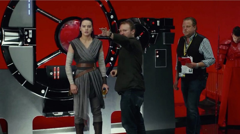 Rian Johnson explains why he made those bold decisions in The Last Jedi 3