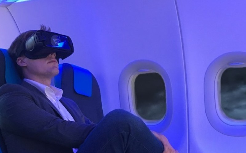 British Airways piloting the use of VR entertainment on flights 3