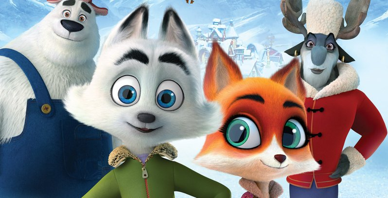 Jeremy Renner is out to be the best delivery doggo there is in this trailer for animated kids flick Snow Dogs 2