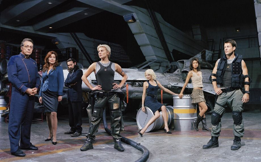 Battlestar Galactica reboot will have an experimental episode release strategy 6