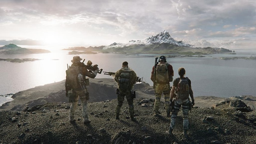 Ghost Recon Breakpoint is finally finding its voice thanks to the Immersive Mode update 3