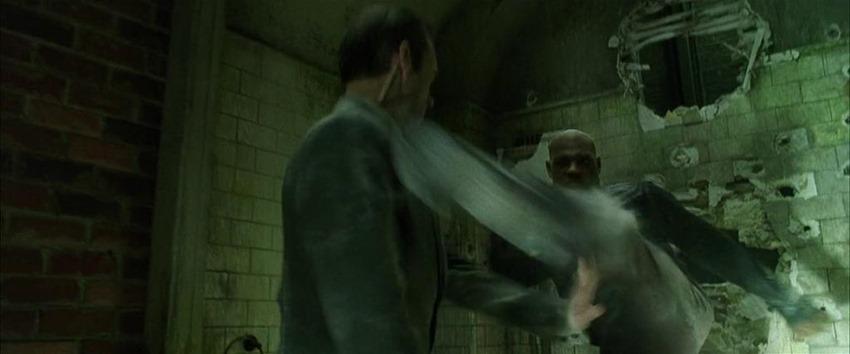 Matrix fights (5)