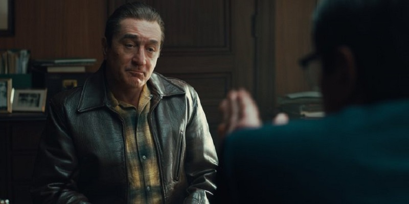 New trailer and pics for The Irishman shows off de-aging FX in Scorsese mob epic 6