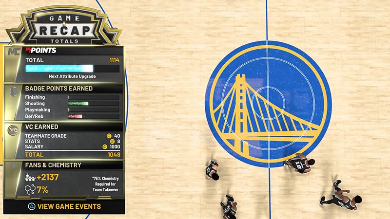 NBA2K20 Review -  Swish 28