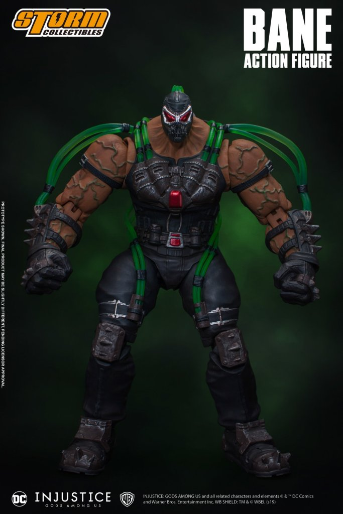 Storm Collectibles Bane is ready to break the bat once again 19