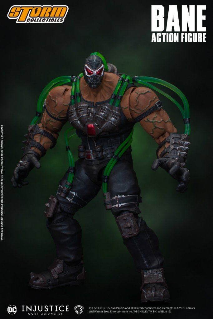 Storm Collectibles Bane is ready to break the bat once again 21
