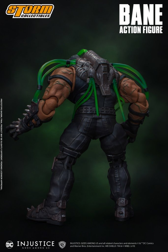 Storm Collectibles Bane is ready to break the bat once again 22