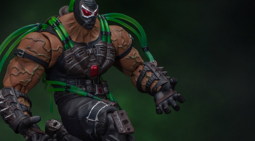 Storm Collectibles Bane is ready to break the bat once again 16