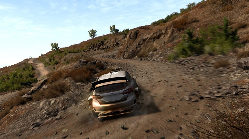 WRC 8 review - Twigs and leaves in the fuel 9
