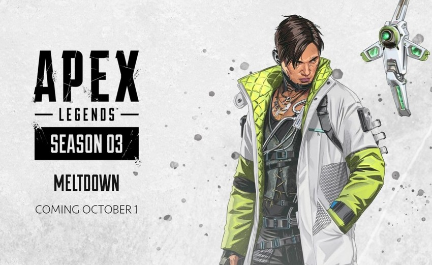 Apex Legends' new hero, Crypto, finally revealed with Season 3 announcement 3