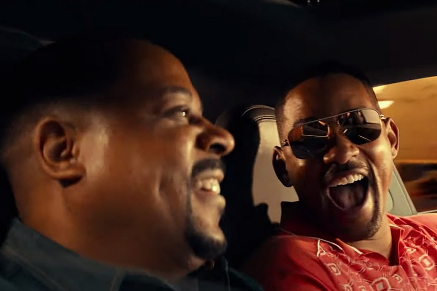 The Bad Boys For Life trailer is finally here! Whatchu gonna do?! 2