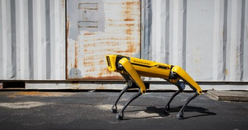 You could own Boston Dynamics remarkable robot Spot if you have loads of money lying around 2