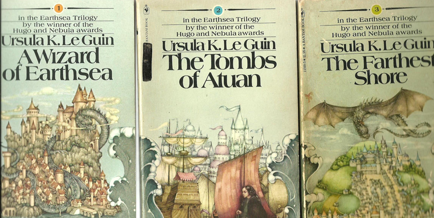 Ursula K. LeGuin's acclaimed Earthsea series being adapted for TV 3