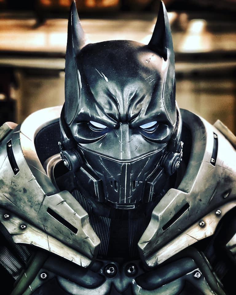Behold a Batman cosplay so good, it's XE-cellent 13
