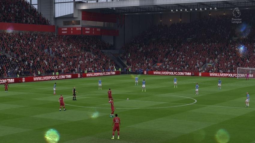 Journée de la FIFA 20 en direct 0-0 LIV V MCI, 1ère mi-temps_7