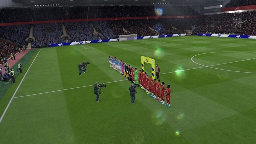 Journée de la FIFA 20 en direct 0-0 LIV V MCI, 1ère mi-9_9