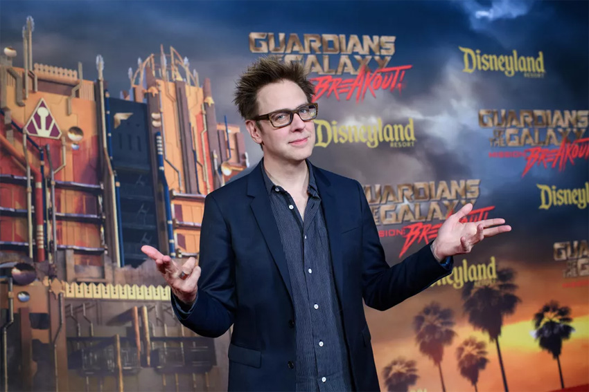 "Warner Bros. offered Suicide Squad director James Gunn ""whatever I wanted"" 3"