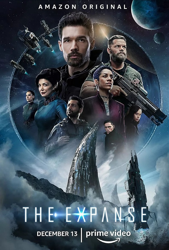 NYCC: Humanity steps into the unknown in Amazon's The Expanse season four 4