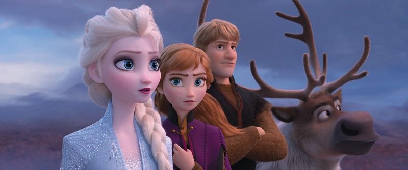 Arendelle is in danger in this trailer for Frozen 2 2