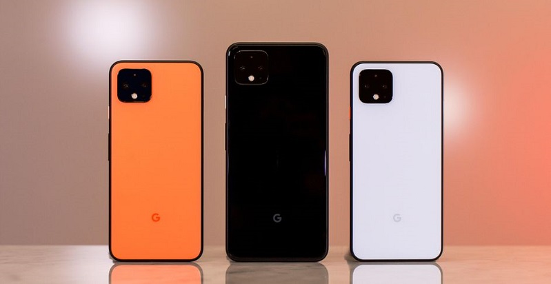 Google announces its new Pixel 4 range 4