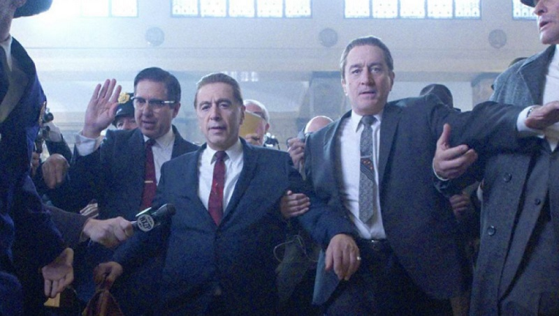 Netflix is having a tough  time releasing The Irishman into certain theatres 3